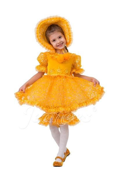 Курочка Хохлатка детский карнавальный костюм