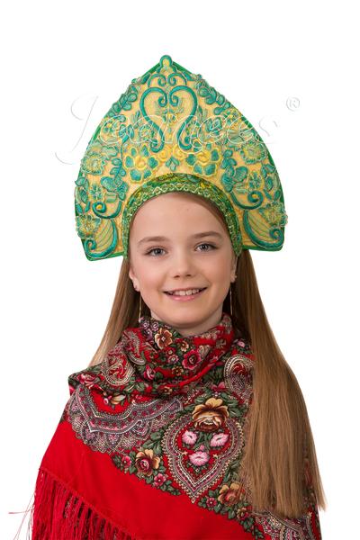 Кокошник Царский, детский