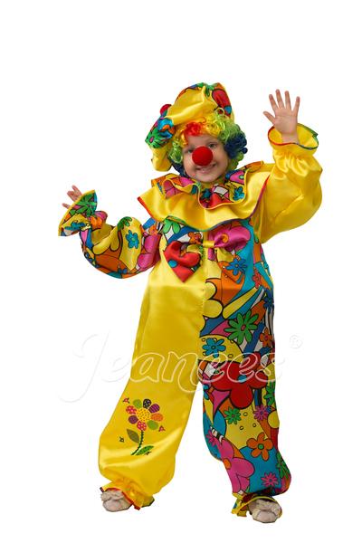Клоун Сказочный детский карнавальный костюм