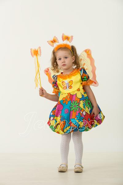 Бабочка Cказочная детский карнавальный костюм
