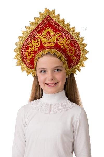 Кокошник Сударушка
