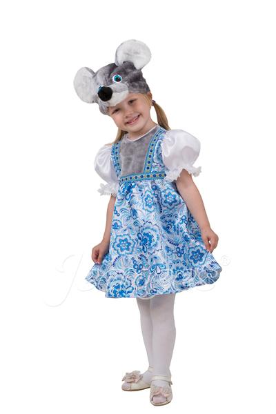 Мышка Варварка детский карнавальный костюм