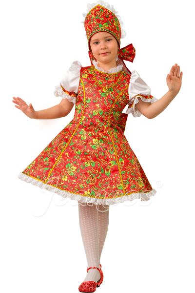 Марьюшка детский карнавальный костюм