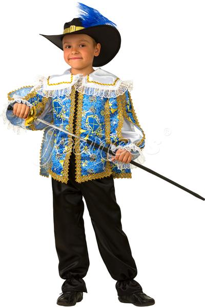 Мушкетёр детский карнавальный костюм