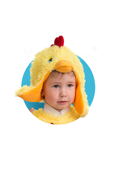 Маска Цыпленок
