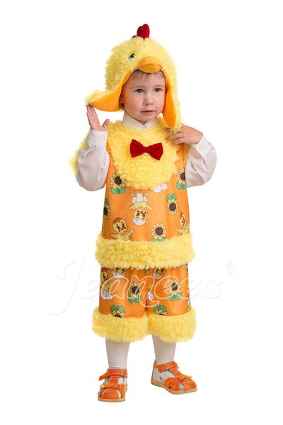Цыплёнок Миня детский карнавальный костюм