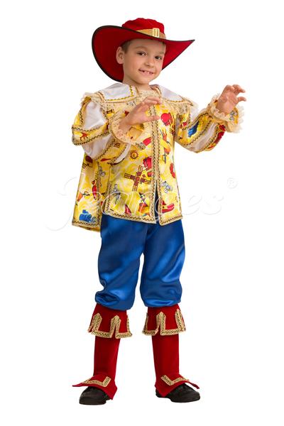 Кот в сапогах сказочный карнавальный костюм