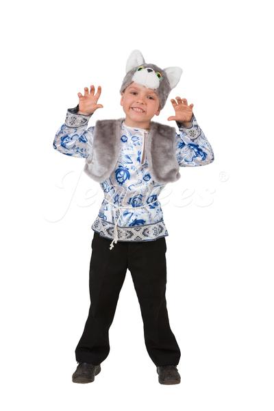 Котик Макарка детский карнавальный костюм