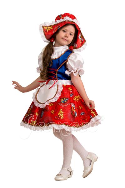 Красная Шапочка Сказочная карнавальный костюм