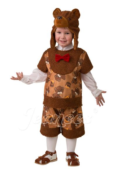Медвежонок Михасик детский карнавальный костюм