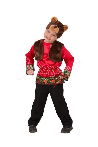 Мишка Захарка детский карнавальный костюм