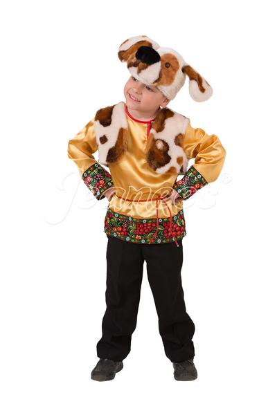 Собачка Прошка детский карнавальный костюм
