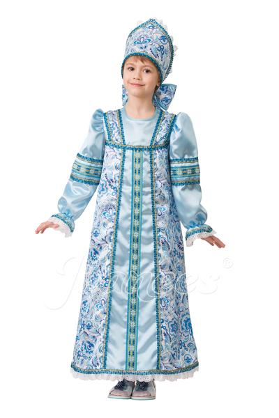 Василиса Cказочная детский карнавальный костюм