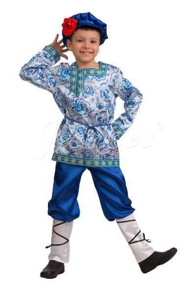 Вася-Василёк детский карнавальный костюм