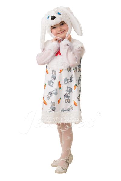 Зайка Сонька детский карнавальный костюм