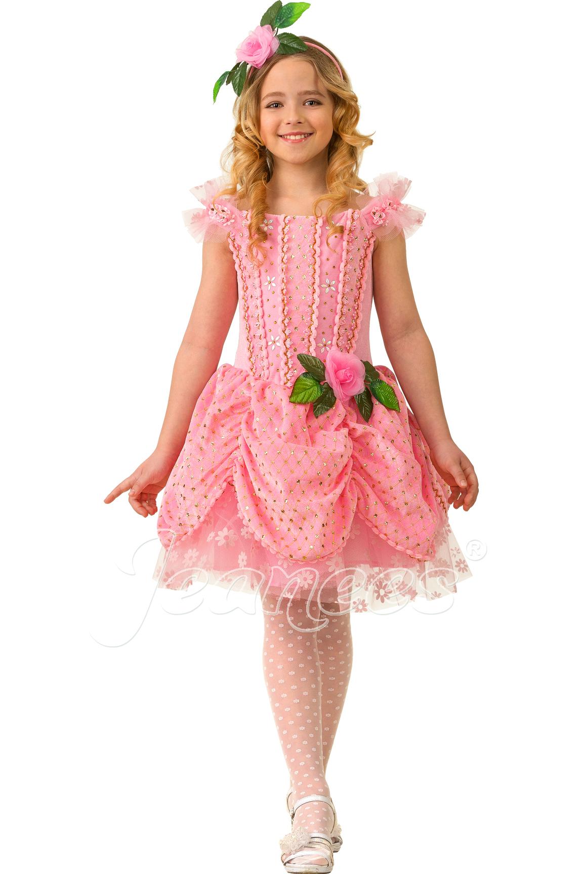 Дюймовочка детский карнавальный костюм, изображение 6