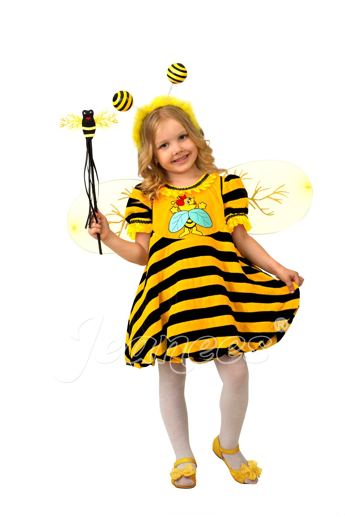 Пчелка детский карнавальный костюм
