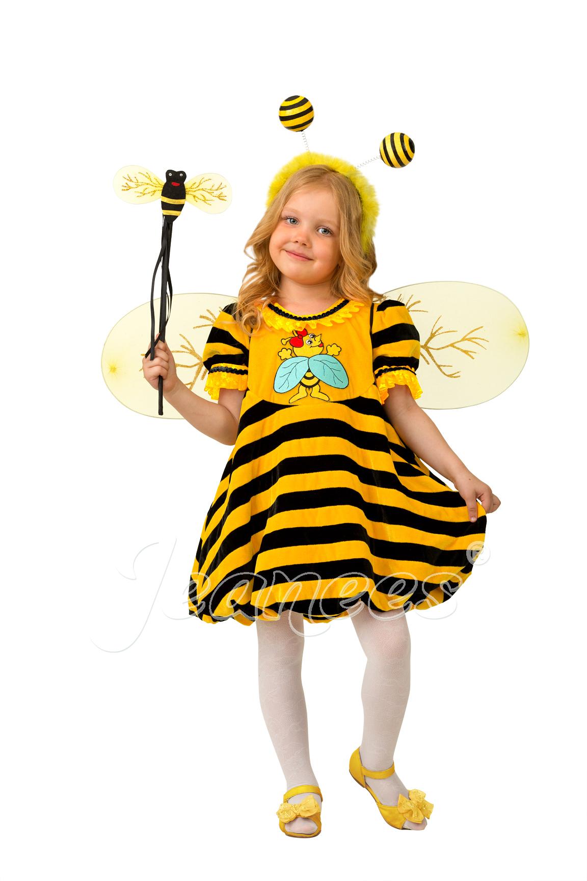 Пчелка детский карнавальный костюм, изображение 2