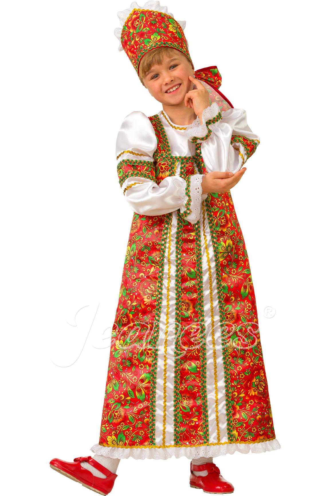 Аленушка (Сказочная страна) детский карнавальный костюм