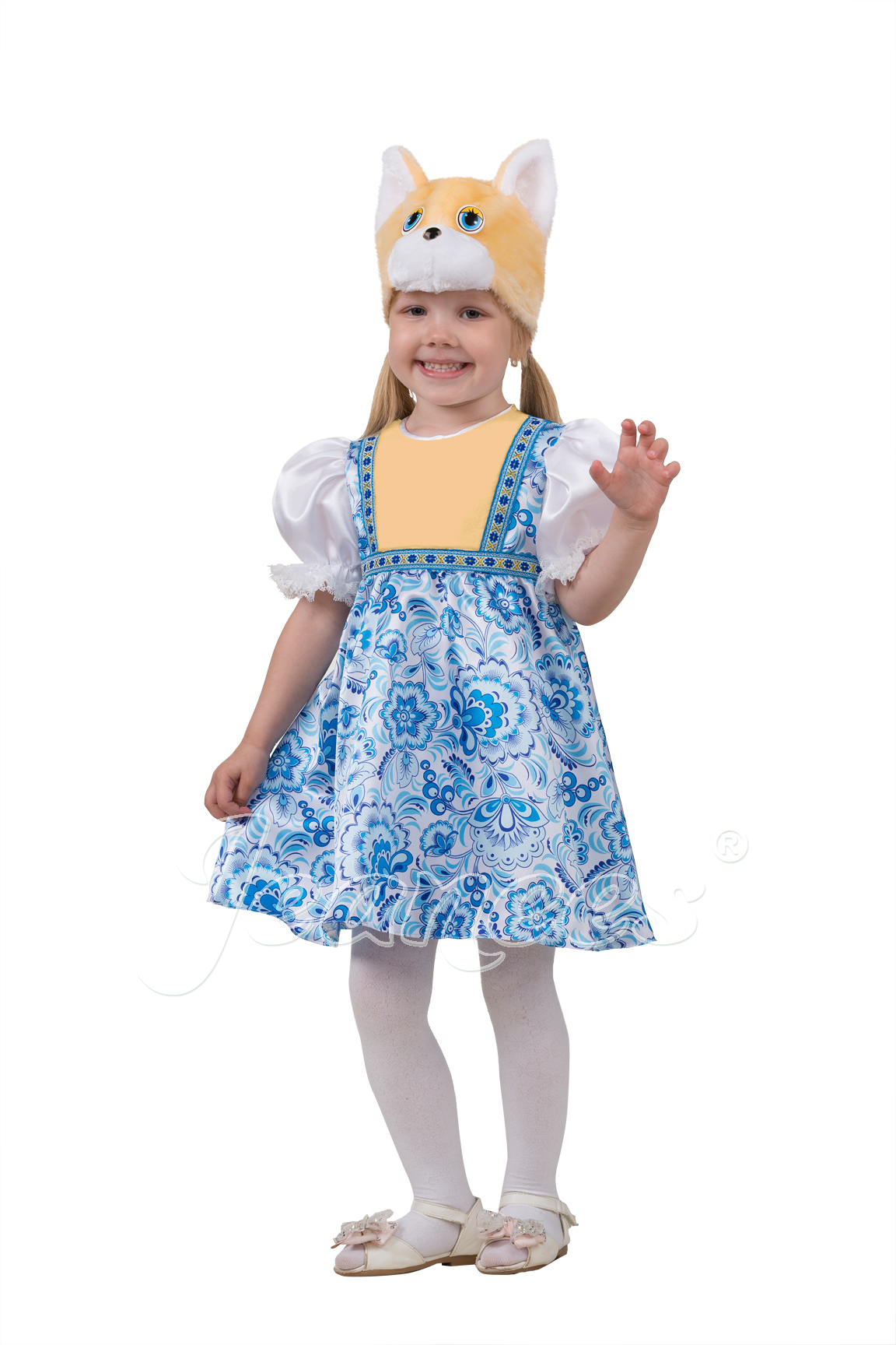 Кошка Миланья детский карнавальный костюм