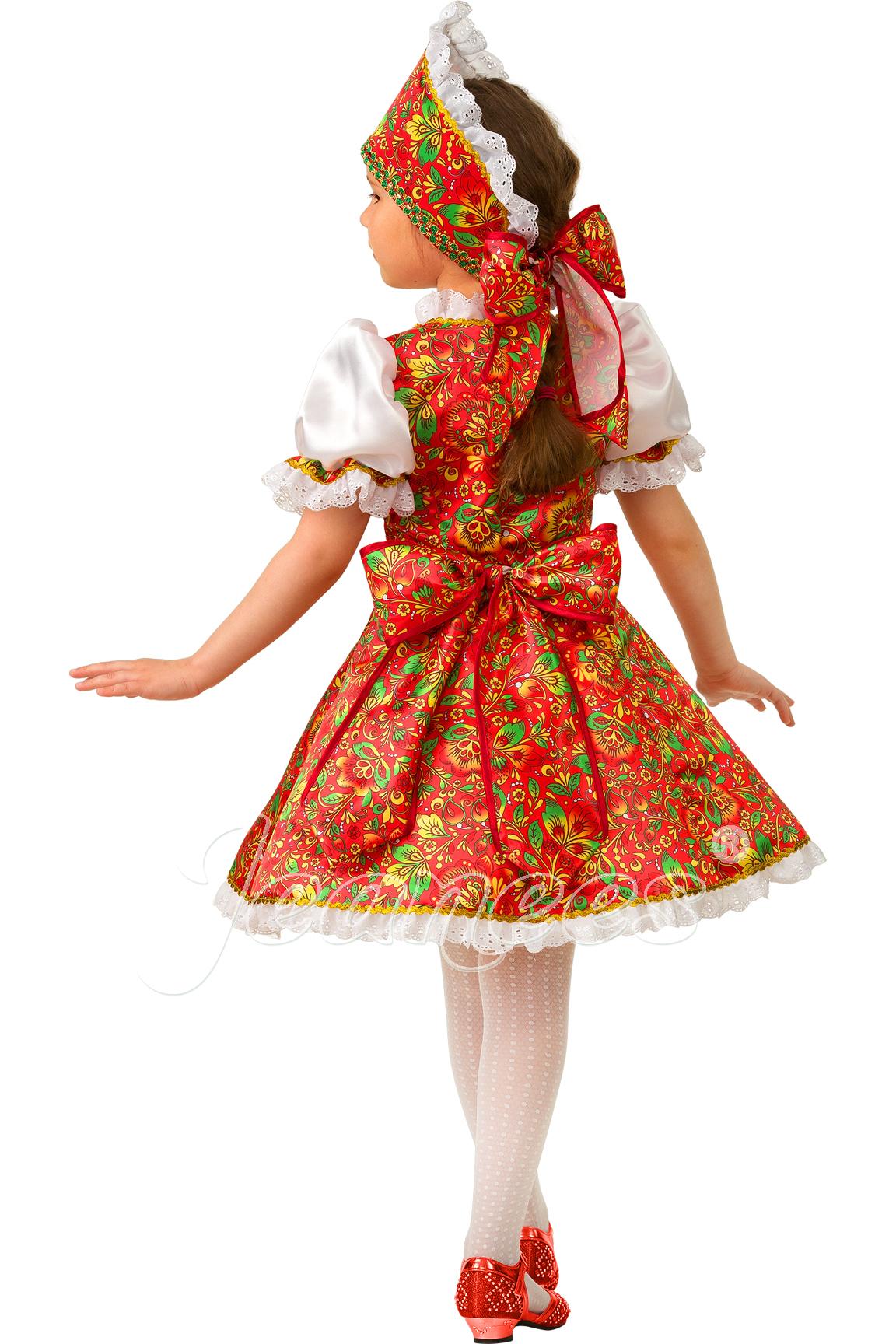 Марьюшка детский карнавальный костюм, изображение 2