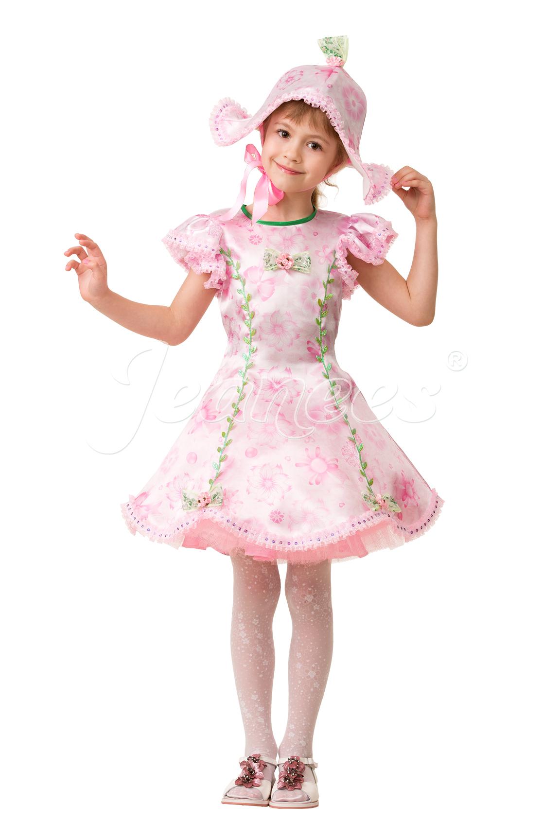 Дюймовочка Cказочная детский карнавальный костюм
