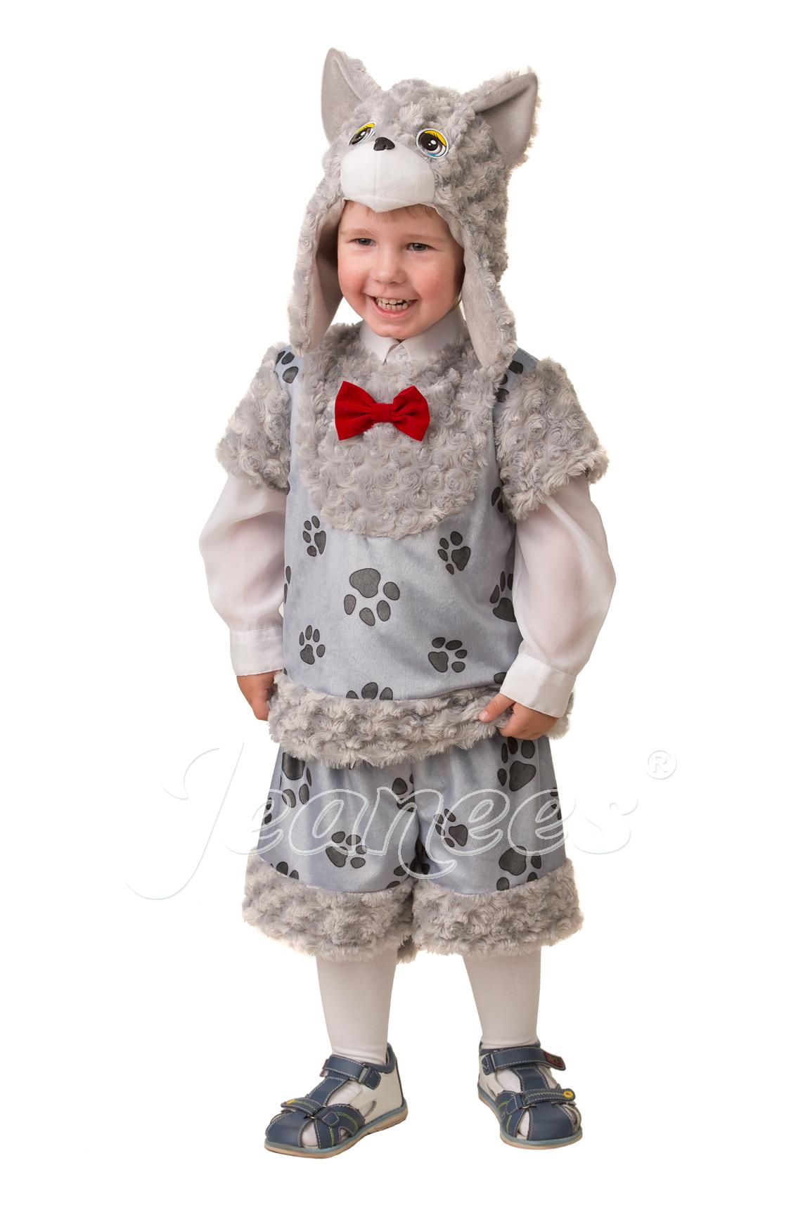 Котёнок Барсик детский карнавальный костюм