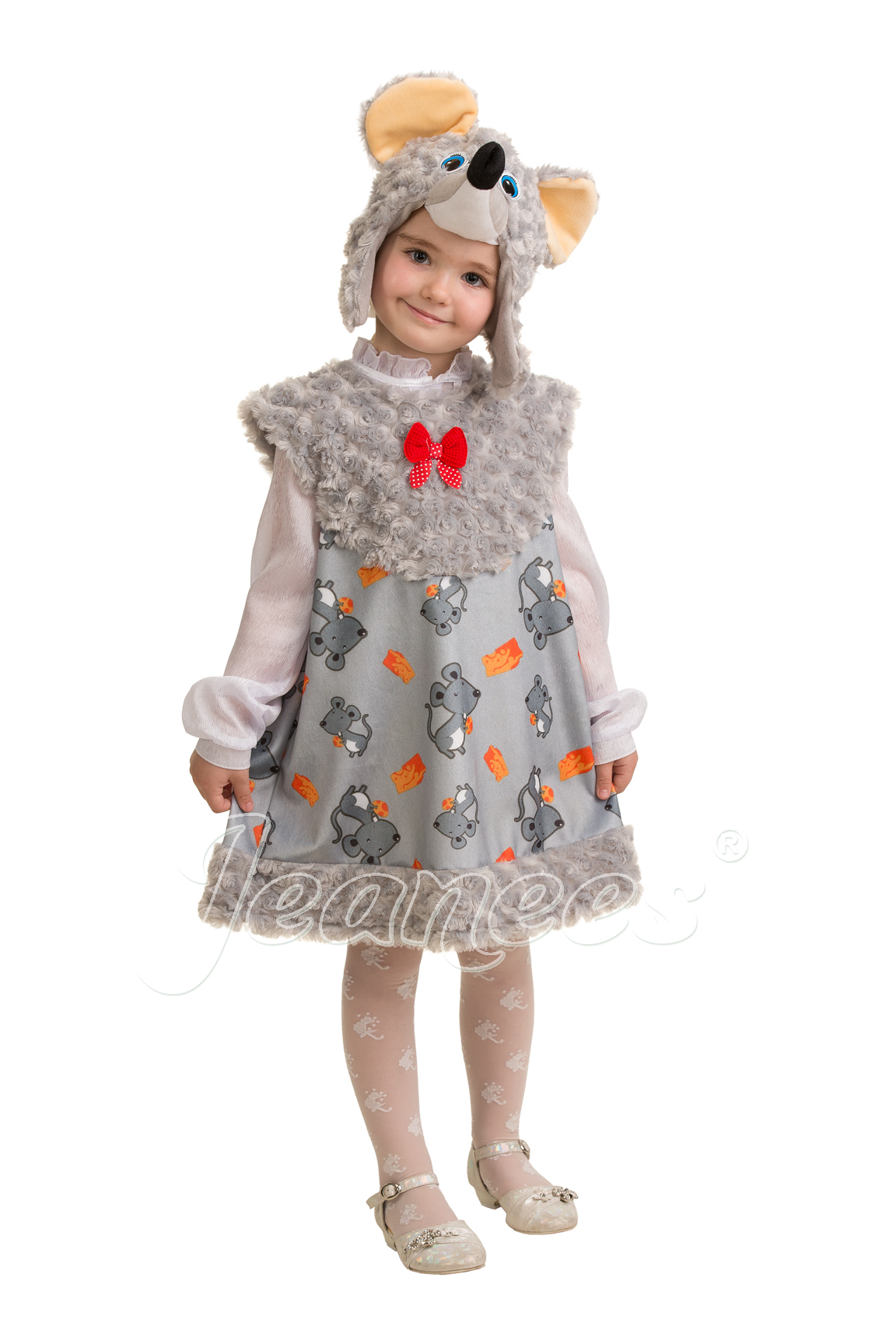 Мышка Малютка детский карнавальный костюм