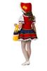 Красная Шапочка детский карнавальный костюм, изображение 2