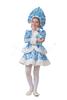 Снегурочка Гжель 4, детский карнавальный костюм