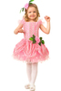 Дюймовочка детский карнавальный костюм, изображение 3