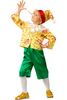 Буратино Сказочный детский карнавальный костюм, изображение 2