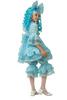 Мальвина детский маскарадный костюм, изображение 4