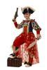 Пиратка Морская детский карнавальный костюм