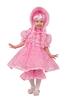 Кукла детский карнавальный костюм со светлым париком, изображение 2