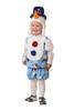 Снеговичок Снежник детский карнавальный костюм